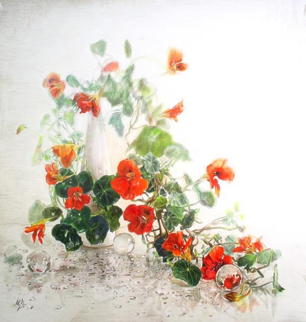 рисунки карандашом Maria Zeldis -2-05