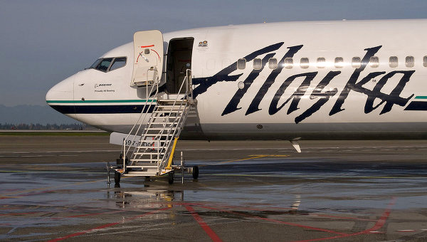 Из-за крысы на борту был отменен рейс Alaska Airlines