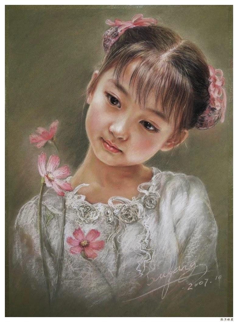 Изящная живопись Сюй Фан