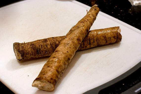 корень лопуха 2: Готовим дома, местная еда, рецепты