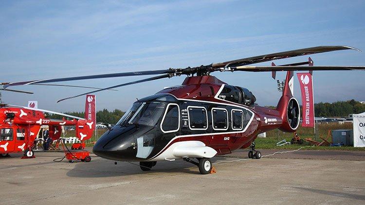 Шаг через десятилетия: вертолет Ка-62 создается в нужное для России время