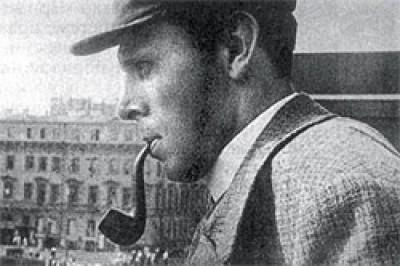 Даниил Хармс. Очередная невинная жертва сталинского произвола.