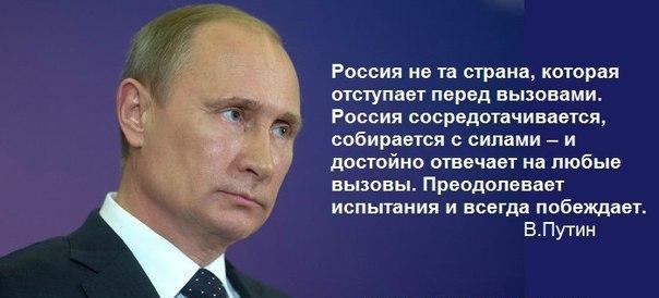 Владимир Путин поручил прави…