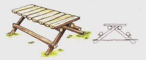Строим стол