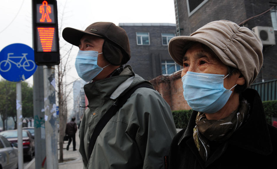 pollution023 Загрязнение окружающей среды в Китае