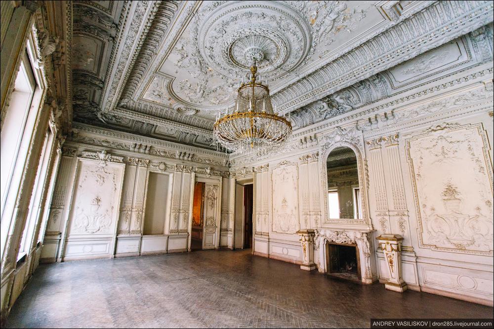 Непарадный Петербург. Особня…