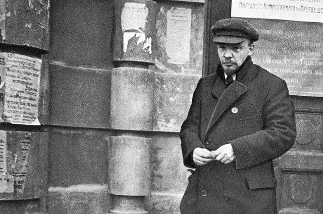 Почему Ленин взял себе такой псевдоним?