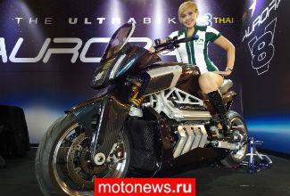 Мотоцикл Aurora V8 из Австралии