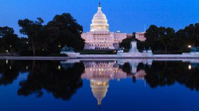 Американский сенат принял бюджетный план на 2 года