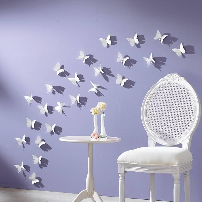 шаблон домика из бумаги на стену