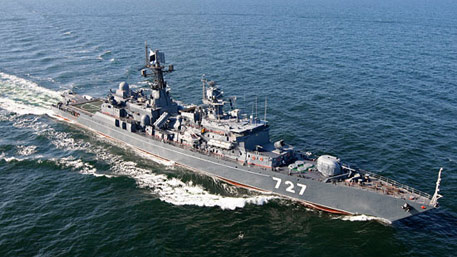 Страшный сон Запада сбывается: Россия построит военную базу в Сирии