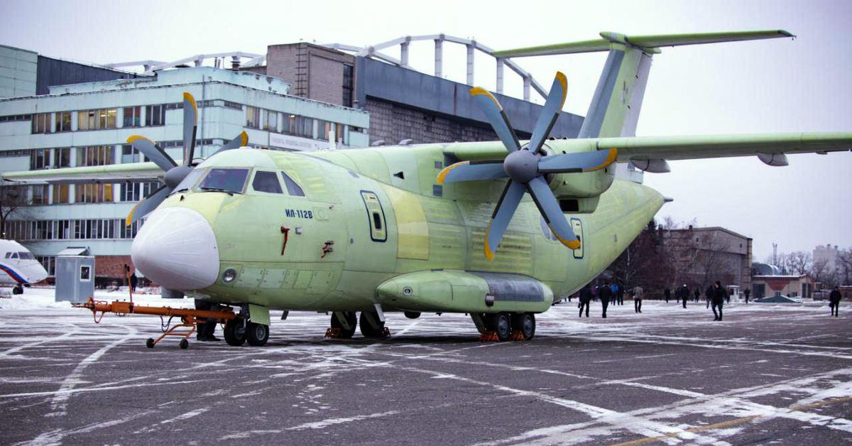 Кто против Ил-112В