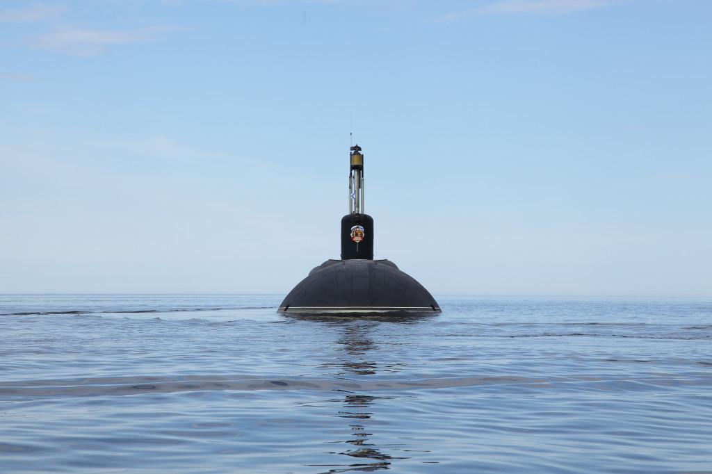 подводная лодка проекта 955 фото