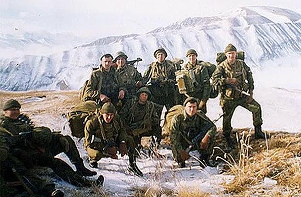 Подвиг псковских десантников в Чечне