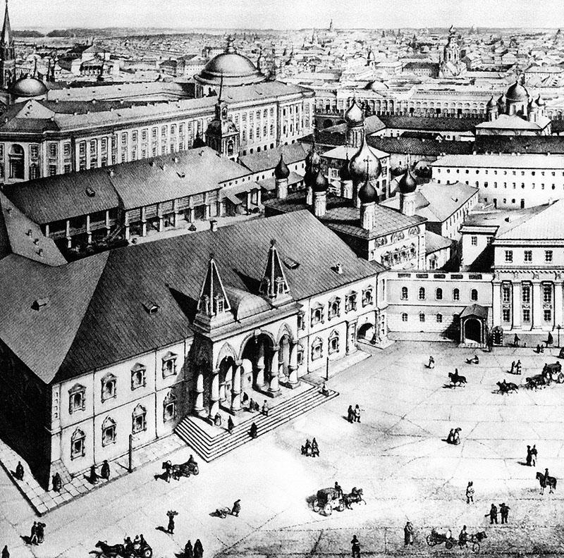 Московский Кремль.Часть 6.Соборы и храмы.