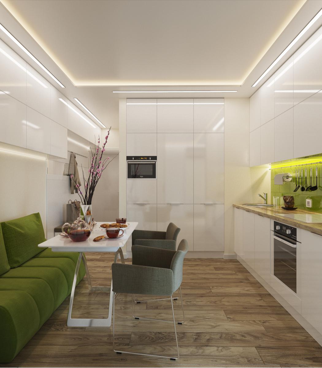Дизайн однокомнатной квартиры 33 кв.м фото с