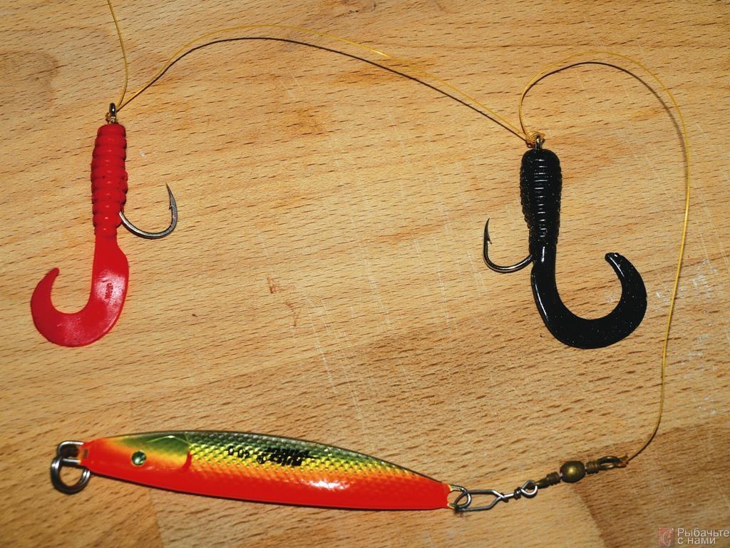 что такое рыболовный джиг
