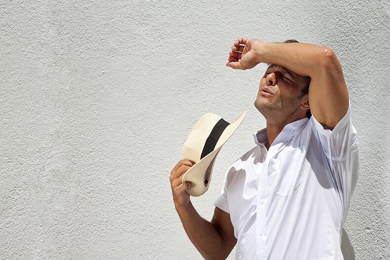Важная информация для тех, кто плохо переносит жару