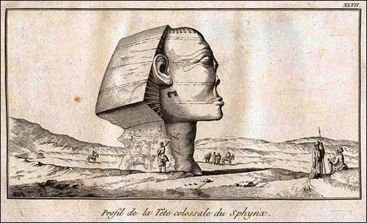 Загадки египетского Сфинкса: чем дальше копают, тем их больше.