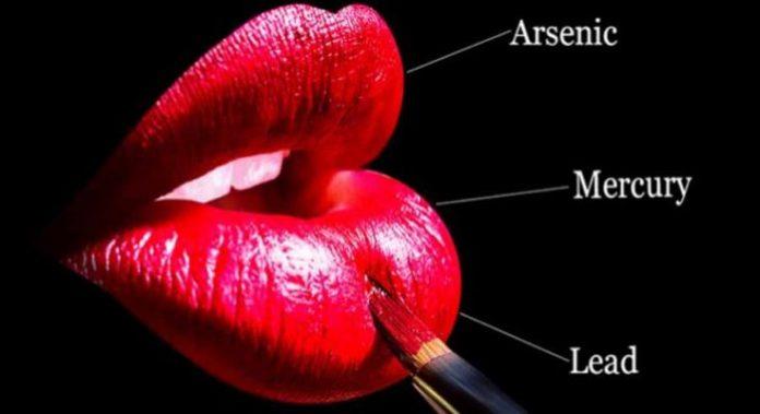 Остерегайтесь губной помады, которую вы используете, эти коммерческие бренды содержат токсины, которые могут серьезно вредить вам