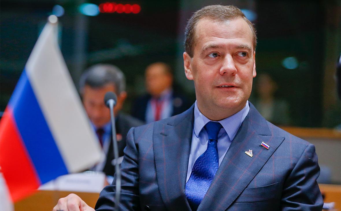 «И ничего»: Медведев напомни…