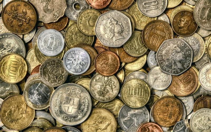 8. Старинные монеты подарки, суеверия