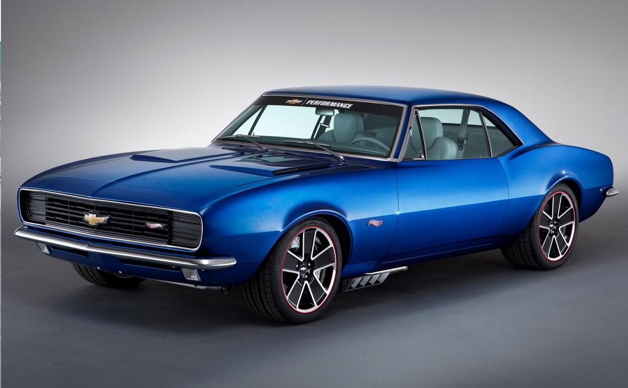 1967 год, Chevrolet Camaro первого поколения. Завершаем обзор классическим масл-каром, производящимся — уже в шестом поколении — по сей день. chevrolet, автодизайн, красота
