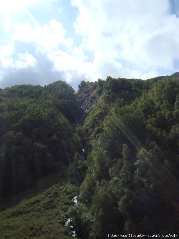 Красота и могущество гордых гор