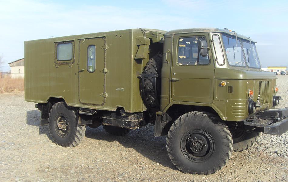 Ровно 35 лет спустя, 1 июля 1999 года с конвейера сошел последний экземпляр ГАЗ-66. Всего на тот момент было выпущено около 1 миллиона автомобилей в самых разнообразных модификациях, а если быть точнее – 965 941 штук.