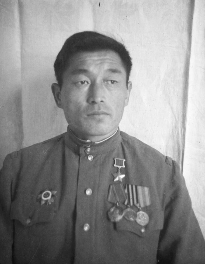 Тувинские герои Великая Отечественная, факты