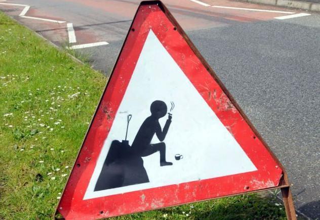 Плохие дороги действительно существуют!