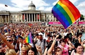 Украина превращается в страну гомосеков