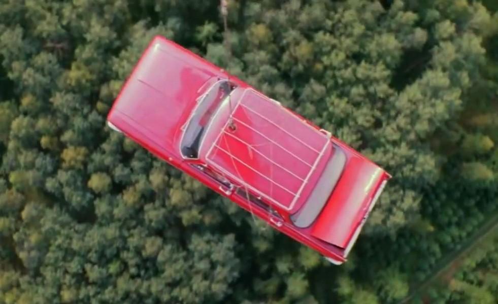 Советские и иностранные машины в комедиях Леонида Гайдая