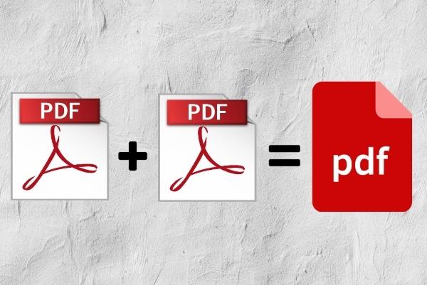 Как объединить pdf файлы в о…