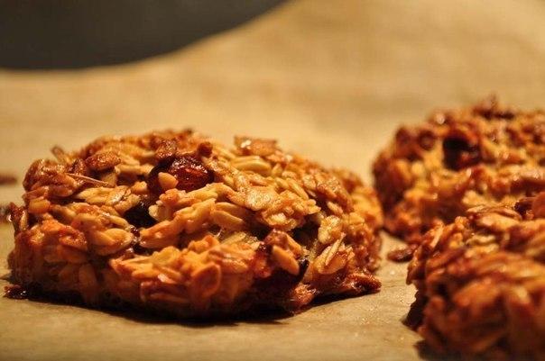 Овсяное печенье без муки, яиц и масла. ФИГУРЕ НЕ ПОВРЕДИТ