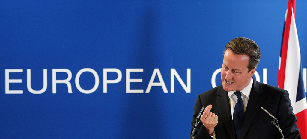 Дэвид Кэмерон пригрозил расправой политикам, желающим выхода из ЕС