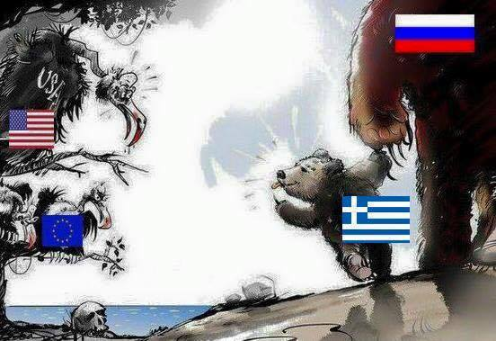 Матвей Ганапольский:Надеюсь, Греция поучительно утонет.