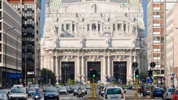 Милан признали городом с самыми большими пробками в Европе и в Северной Америке