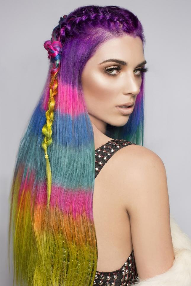 Необычное окрашивание волос: 5 новых трендов