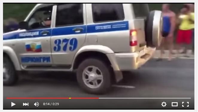 Инспектор ГИБДД Якутии прославился в Сети благодаря мату