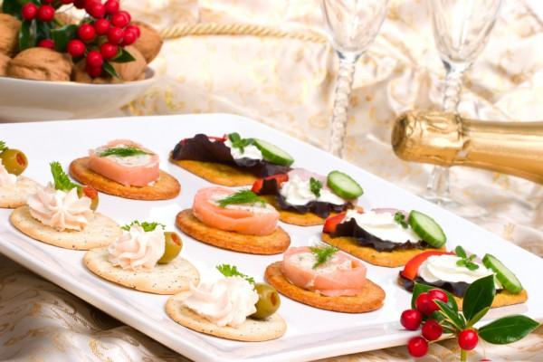 Праздничные холодные закуски рецепты на новогодний стол