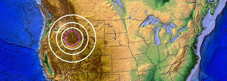 Землетрясения сотрясают вулк…