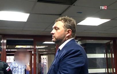 Экс-губернатор Белых не признал вину в суде