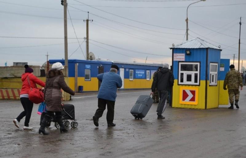 Как крымчанка на Украину ездила