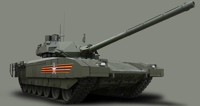 Почему «Армата» - лучший танк?