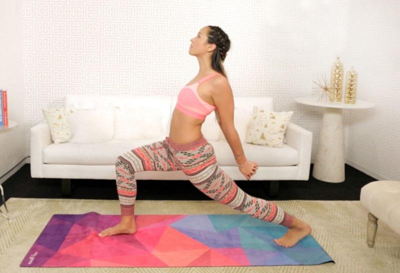 Упражнения для хорошего пищеварения, которые подтягивают живот мгновенно!