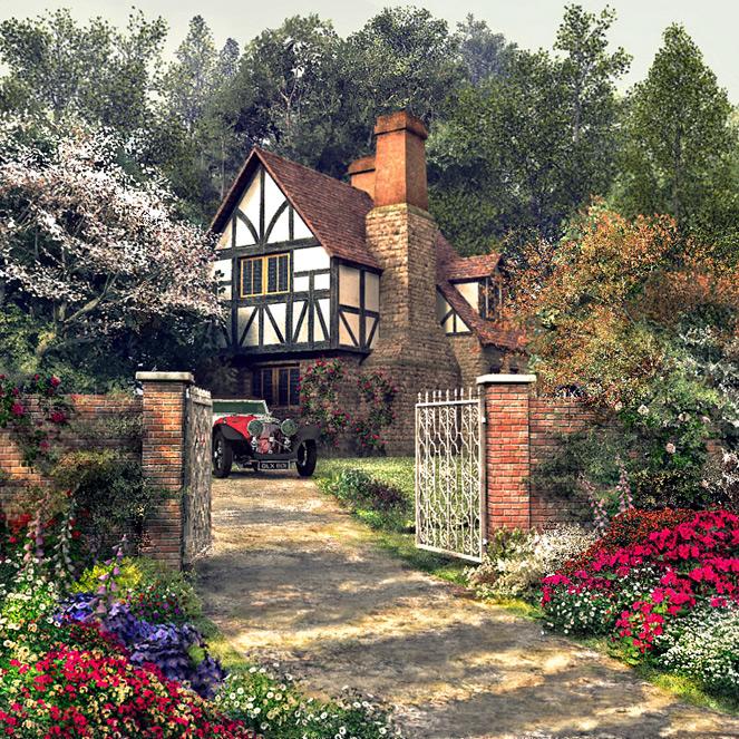 Alder Tree House