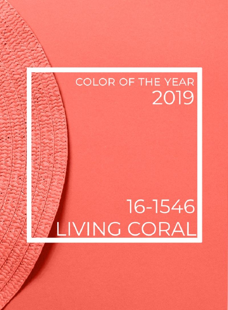 Как носить и с чем сочетать коралловый цвет