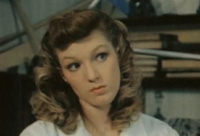 Советские актрисы: Елена Укращёнок.