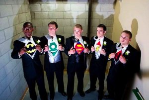 You Won't Believe How Crazy These Groomsmen Get!
